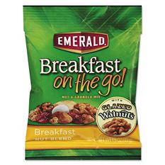 Emerald Trail Mix, Breakfast 1.5 oz. (8 ct.)