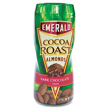 Emerald� Dark Chocolate Cocoa Roast Almonds