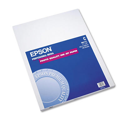 Epson Matte Presentation Paper, White (100 ct.)