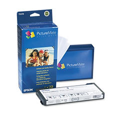 Epson PictureMate Photo Paper Print Pack