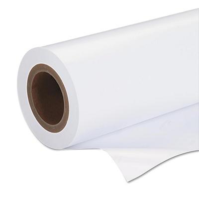 "Epson Premium Luster Photo Paper, 3' Core, 44"" x 100 ft, White"