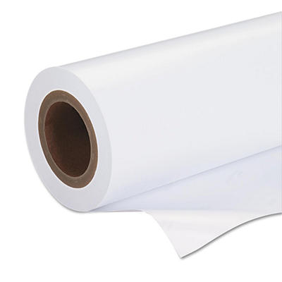 "Epson Premium Luster Photo Paper, 3' Core, 44"" x 100 ft, White"
