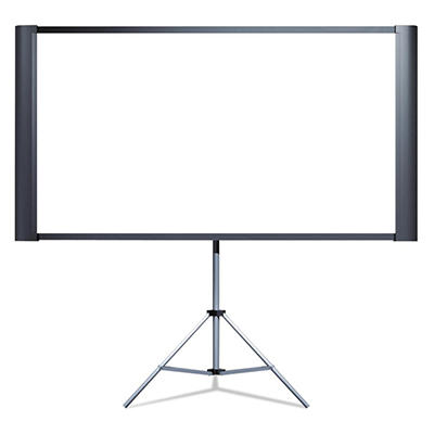 "Epson - Duet Ultra Portable Projection Screen -  80"" Widescreen"