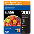 Epson DuraBrite 127 Extra High-capacity Ink Cartridge - Color Multi-pack