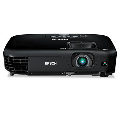 Epson - PowerLite 1222 Multimedia Projector, 3000 Lumens, 1024 x 768 Pixels -  1.2x Zoom