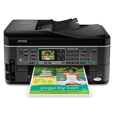 Epson WorkForce 545 All-in-One Inkjet Printer