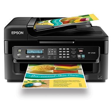 Epson WorkForce WF-2530 Wireless All-in-One Printer