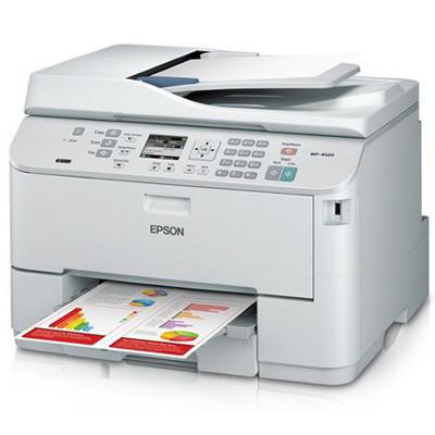 Epson WorkForce Pro WP-4520 Network Multifunction Color Printer