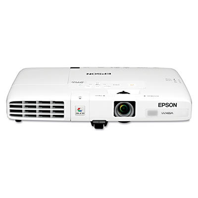 Epson - PowerLite 1771W Multimedia Projector, 3000 lm -  1280x800