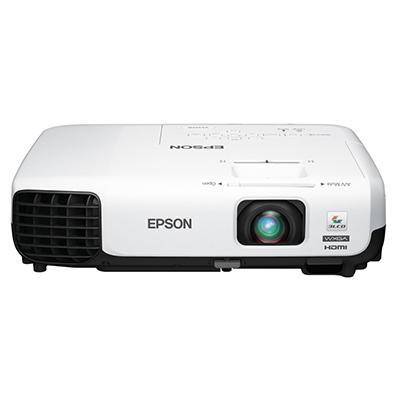 Epson VS335W WXGA 3LCD Projector