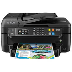 Epson WorkForce WF2660 All-in-one Printer