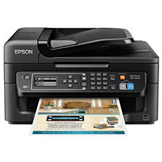 Epson WorkForce WF-2630 Wireless All-in-One