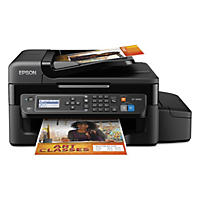 Epson - WorkForce ET-4500 EcoTank Inkjet All-in-One Printer -  Copy/Fax/Print/Scan