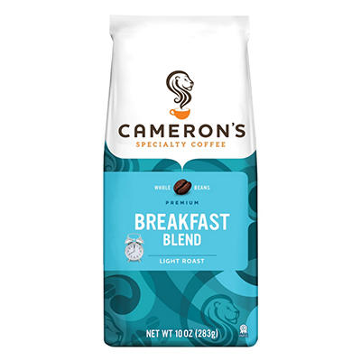 Cameron's Breakfast Blend Whole Bean Coffee - 3 pk. - 12 oz.