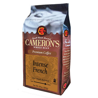 Cameron's Intense French Whole Bean Coffee - 3 pk. - 10 oz.