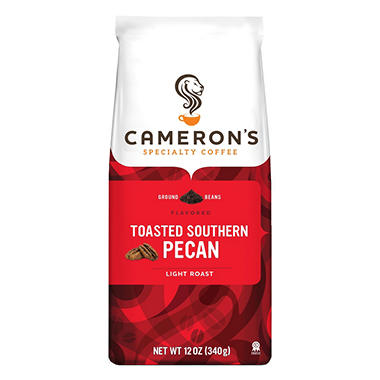 Cameron's Toasted Southern Pecan Ground Coffee - 3 pk. - 12 oz.