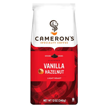 Cameron's Vanilla Hazelnut Ground Coffee - 3 pk. - 12 oz.