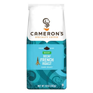 Cameron's French Roast Decaffeinated Ground Coffee - 10 oz. - 3 pk.