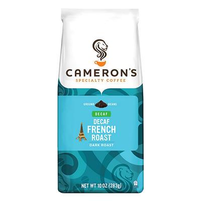 Cameron's French Roast Decaffeinated Ground Coffee - 10 oz. - 3 pk.