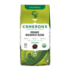 Cameron's Organic Breakfast Blend, Whole Bean (2 lb.)