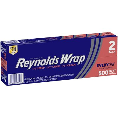 Reynolds Wrap Aluminum Foil - 2/250 sq. ft. at Sears.com