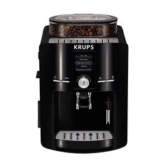 KRUPS EA80 Fully Automatic Espresso Machine with Built-in Conical Burr Grinder