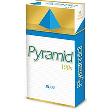 Pyramid Blue 100s Box - 200 ct.