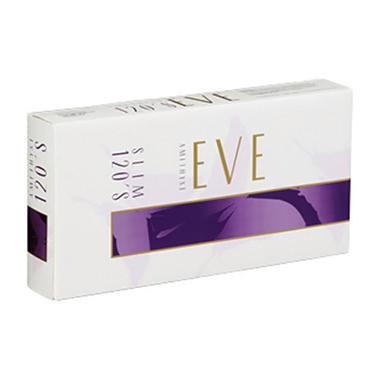 Eve Amethyst 120s Box - 200 ct.