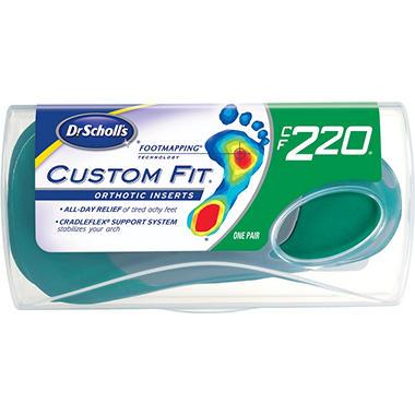 Dr. Scholl's Custom Fit Orthotic Insert - CFO 220