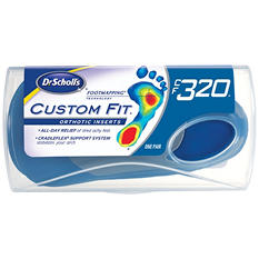 Dr. Scholl's Custom Fit Orthotic Insert - CFO 320