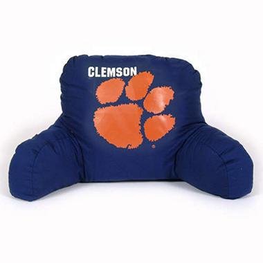College Bedrest Pillow - Clemson