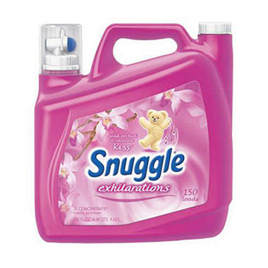 Snuggle Fabric Softener - Wild Orchid - 150 ounces