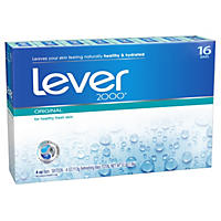 Lever 2000 Bar Soap, Original (4 oz., 16 ct.)