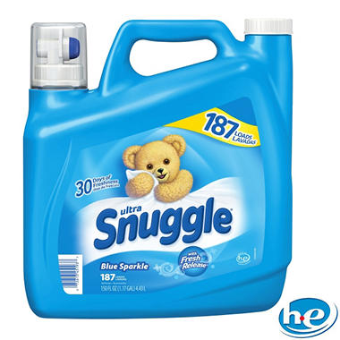 Snuggle� Blue Sparkle - 150oz