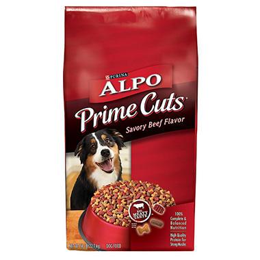 Alpo Prime Cuts Beef Flavor - 50 lb. bag