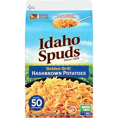 Golden Grill® Premium Hashbrown Potatoes