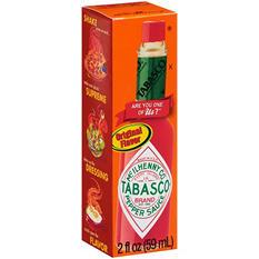 Tabasco Brand Original Flavor Hot Sauce (2 fl. oz., 4 pk.)