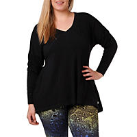 Rainbeau Curves Adrianna Plus Size Sweatshirt