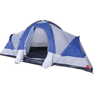 "3-room Grand 18"" Dome Tent"