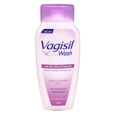 Vagisil Feminine Wash - Odor Block Protection - 3 pack