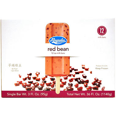 Magnolia Milk Bars - Red Bean or Ube + Bean - 36 oz. - 12 ct.