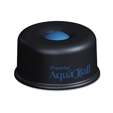 "Premier - AquaBall Floating Ball Envelope Moistener, 1 1/4"" x 1 1/4"" x 5 3/8"""