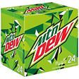 Mountain Dew - 12 oz. cans - 24 pk.