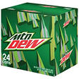 Mountain Dew - 12 oz. can - 24 pk.