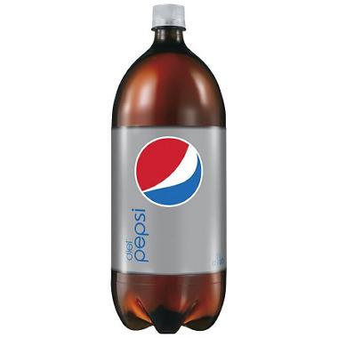 Diet Pepsi (2L bottles, 6 pk.)
