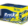 Lipton Brisk Lemon Iced Tea - 12 oz. cans - 36 pk.