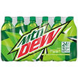 Mountain Dew - 16.9 oz. bottles - 24 pk.