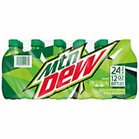 Mountain Dew (12 oz. bottles, 24 pk.)