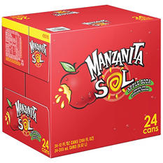 Manzanita Sol (12 oz., cans, 24 ct.)
