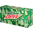 Mountain Dew - 12 oz. cans - 18 pk.